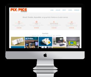 pix4pics vu dans iMac